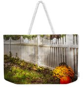 Fall Welcome Weekender Tote Bag