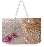 Fallen Flowers Weekender Tote Bag