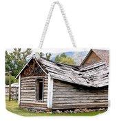 Fallen Homestead Weekender Tote Bag
