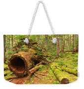Fallen Rainforest Giant Weekender Tote Bag