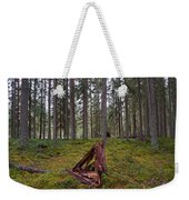 Fallen Tree Weekender Tote Bag