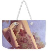 Fall...in Love... Weekender Tote Bag