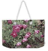 Fallin' Roses Weekender Tote Bag