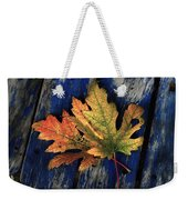 Falling For Colour Weekender Tote Bag
