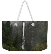 Falling From The Mist Weekender Tote Bag