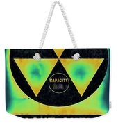 Fallout Shelter Abstract 2 Weekender Tote Bag