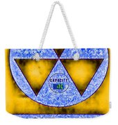 Fallout Shelter Abstract 4 Weekender Tote Bag