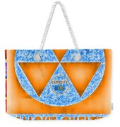 Fallout Shelter Wall 7 Weekender Tote Bag