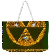 Fallout Shelter Wall 9 Weekender Tote Bag