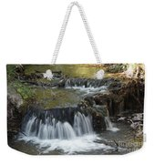 Falls Along Big Stone Lake Weekender Tote Bag