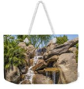 Falls At Jackalope Ranch Weekender Tote Bag