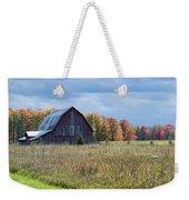 Fall's Beauty Weekender Tote Bag