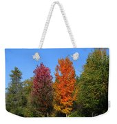 Falls Colours Weekender Tote Bag