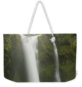 Falls Creek Falls Gifford Pinchot Nf Weekender Tote Bag