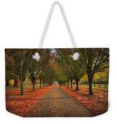 Fall's Driveway Weekender Tote Bag
