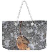 Fall's Fallen Meets Spring Sunshine Weekender Tote Bag