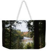 Falls In The Distance Weekender Tote Bag