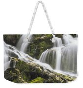 Falls On Sauk River Washington Weekender Tote Bag