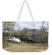 Falls Park On The Reedy Greenville Weekender Tote Bag