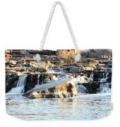 Falls Park Waterfalls Weekender Tote Bag