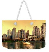False Creek Triptych Centre Panel Weekender Tote Bag