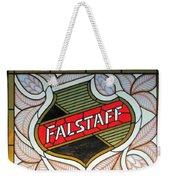 Falstaff Window Weekender Tote Bag