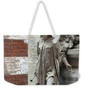 Famiglia Cavaliere Del Francesco Canti Memorial Marker Weekender Tote Bag