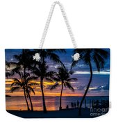 Family Journey Into The Night Weekender Tote Bag