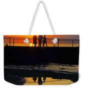 Family Moment Weekender Tote Bag