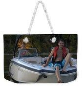 Family Outing IIi Weekender Tote Bag