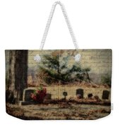 Family Plot Orton Style Weekender Tote Bag