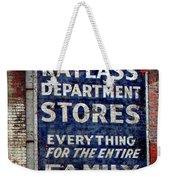Family Store Weekender Tote Bag