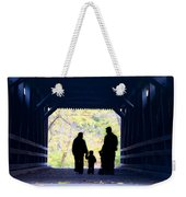 Family Time Weekender Tote Bag by Bill Cannon