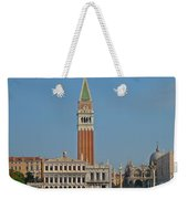 Famous Venice Italy Weekender Tote Bag
