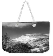 Fan Fawr Brecon Beacons 1 Mono Weekender Tote Bag