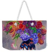 Fanciful Bouquet Weekender Tote Bag