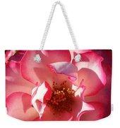 Fancy Flaminco Rose Weekender Tote Bag