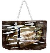 Fancy Goose Weekender Tote Bag