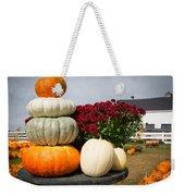 Fancy Pumpkins Weekender Tote Bag