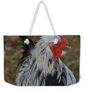 Fancy Rooster Weekender Tote Bag