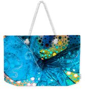 Fancy Wrapping Iv Weekender Tote Bag
