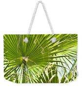 Tropical Fans Weekender Tote Bag