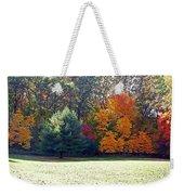 Fantastic Fall Weekender Tote Bag