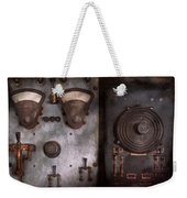 Fantasy - A Tribute To Steampunk Weekender Tote Bag
