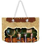 Fantasy Button Weekender Tote Bag by Mike Savad
