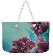 Fantasy Floral Weekender Tote Bag