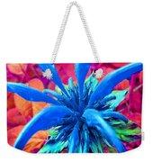 Fantasy Flower 1 Weekender Tote Bag