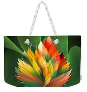 Fantasy Flower 2 Weekender Tote Bag