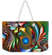 Fantasy Flower 3 Weekender Tote Bag