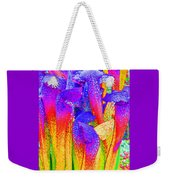 Fantasy Flowers Weekender Tote Bag